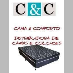 Título do anúncio: ×× CAMA BOX CASAL / CABECEIRA / ENTREGA GRÁTIS!!