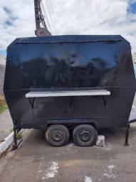 Food truck ( Trailer ) vendo ou troco