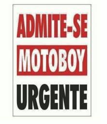 Contrato motoboys entregadores