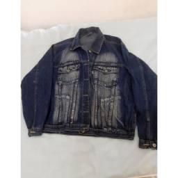 Jaqueta Jeans Grosso Masculina - Usada só 1 vez