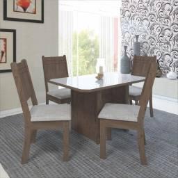 (3789) Mesa 4 Cadeiras New Charm whatsapp 99613=3789