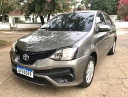 Etios Sedan 1.5 Automático 2019