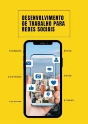Serviços para redes sociais