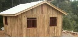 Casa completa construída $11.500,00