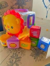 Lote de brinquedos Fisher Price