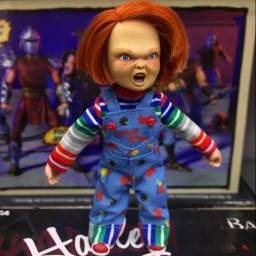 Boneco Chucky Figure Brinquedo Assassino 15 Cm - Neca