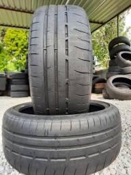Título do anúncio: Par de pneus 245/35/20 DUNLOP