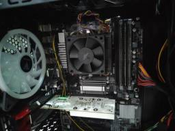 Vendo kit Phenom II 6 núcleos, 24 GB Ram, Placa mãe Gigabyte 970A-DS3P