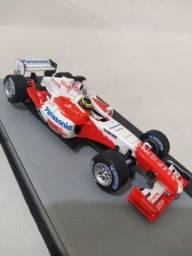 Miniatura Fórmula 1 Ricardo Zonta.