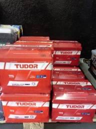 Título do anúncio: Bateria Tudor 60Ah 18 Meses de Garantia