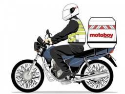 Contrata -se motoboy .