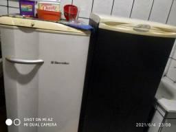 Freezer e geladeira, freezer 900 e geladeira 400