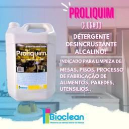 Detergente concentrado c/Cloro
