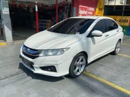 Título do anúncio: Honda City Aut CVT 2016-Entrada+Parcelas