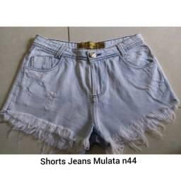 Shorts Jeans Mulata