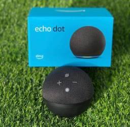 Amazon Alexa Echo Dot 4ª Geração Speaker Assistente Virtual (ENTREGA GRÁTIS)