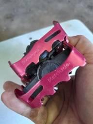 Pedal Metalciclo rosca grossa
