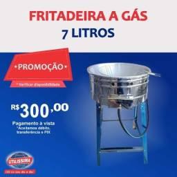 Título do anúncio: Fritadeira a gás 7 litros