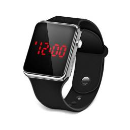 Relógio digital não é smartwatch