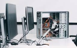 Título do anúncio: Manutenção Barateza - Notebooks e PCs