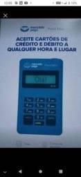 Título do anúncio: Maquininha de cartão R$50,00