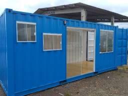 Container quitinete ou escritório - Entrega imediata