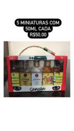 Tequilas miniatura 50ML original