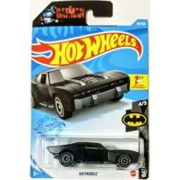 Hot Wheels Batmóvel