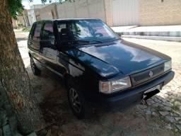 Fiat Uno 2002 Completo 4P