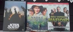 Dvd's de Filmes e Musicais