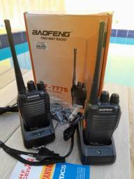 Radio transmissor alcança ate 12 km