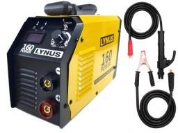 Máquina De Solda Inversora LIS-160 Power 160A Bivolt - Lynus