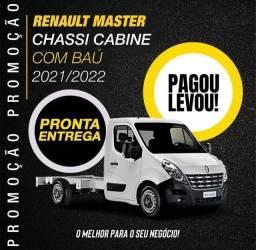Título do anúncio: Renault Master Chassi Cabine Zero km 2022 Pronta Entrega