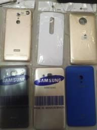 Carcaça e tampas de celular novas e usadas