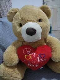 Urso gigante para dia dos namorados