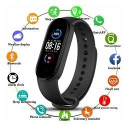 Smartwatch M5. Relógio inteligente TOP