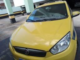 Gran Siena essence 1.6 taxi com tudo