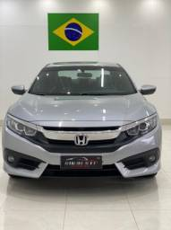Honda Civic EXL 2017 Fotos em Breve