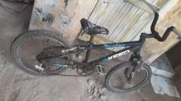 Vendo bicicleta alumínio gringa