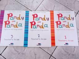 Livro Pandy The Panda