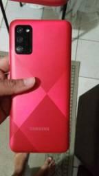 Samsung a02s novo com caixa e tudo!!!