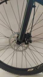 Bicicleta aro 19 kit Shimano