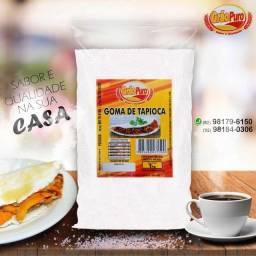Goma de tapioca Grão Puro - sem conservantes