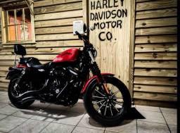 Título do anúncio: Harley Davidson Sportster Iron 883 2013