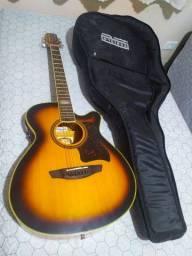 Vendo violão Strinberg semi novo