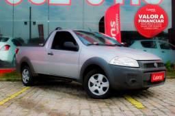 Título do anúncio: Fiat Strada Hard working 1.4