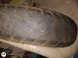 Título do anúncio: Sou de Tatuí,pneu traseiro Twister usado 30 reais