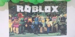 Título do anúncio: Painel do Roblox e totens
