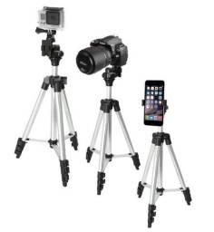 Tripe Profissional Celular   Camera   360°