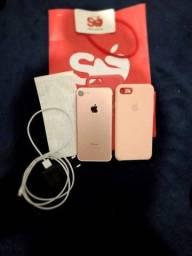iPhone 7 32g conservado com nota fiscal da loja